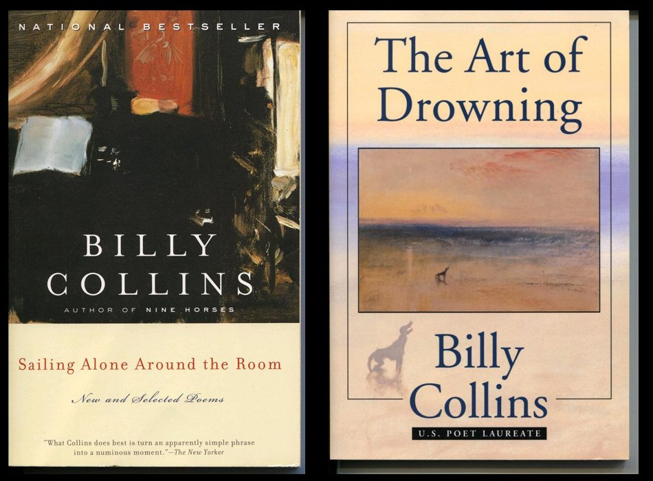 Former Poet Laureate Billy Collins