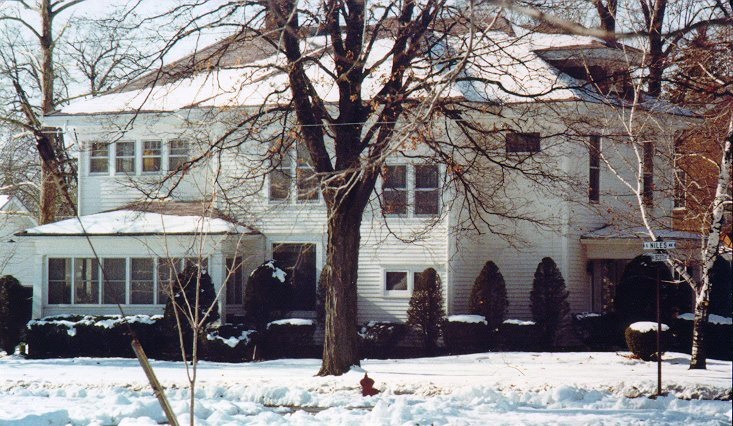 E. Scott Street House