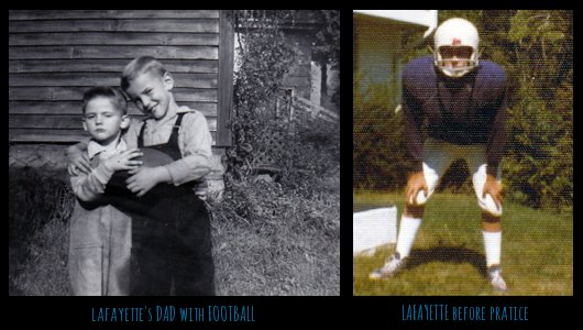 Lafayette & Football