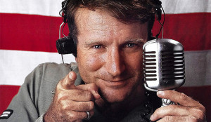 Robin Williams by BagoGames