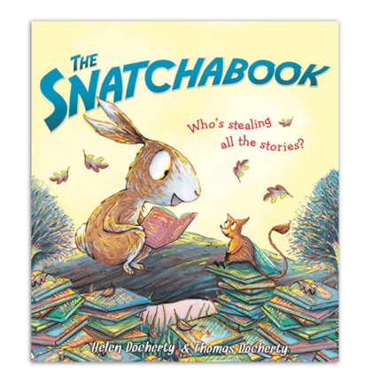 The Snatchabook by Helen and Thomas Docherty