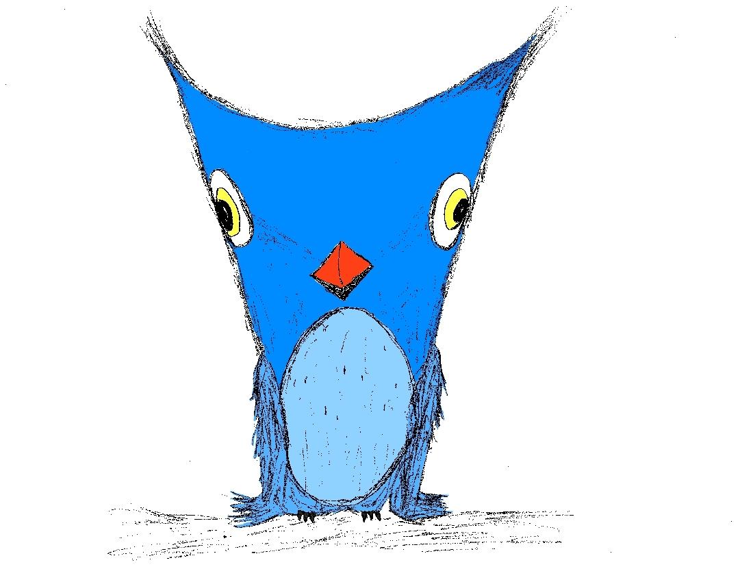 """""""Blu the Owl"""" by Lafayette Wattles"""